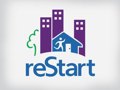 reStart rebrand