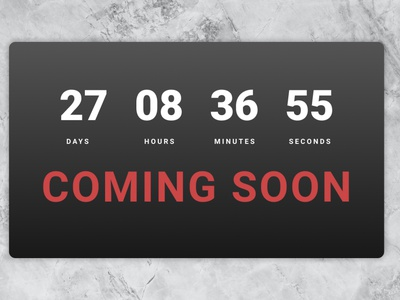 UI Design: Day 14 of 100 countdowntimer countdown timer ux ui figma design dailyui