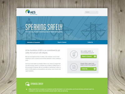Speaking Safely Website website blue green light minimal web design interactive design ui