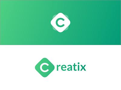 iOS Creatix Brand typelogo green jailbreak tweak ios mark symbol brand logo