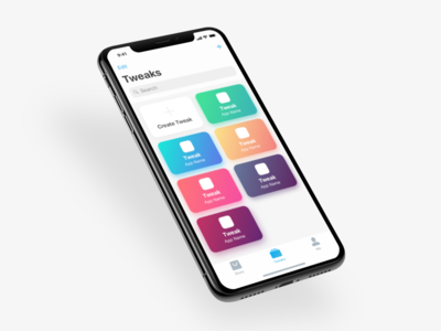 Supercharge – Tweaks UI