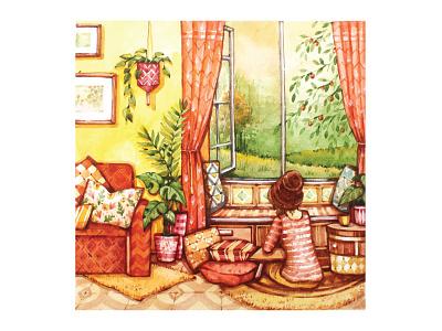 Watercolor Illustration illustration watercolor illustration