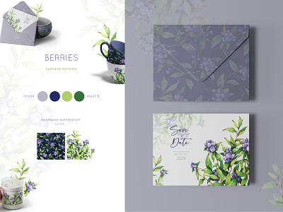 Watercolor prints watercolor surface pattern print design