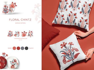 Watercolor patterns watercolor prints watercolor textile print surface pattern print design