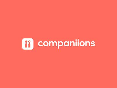 Companiions - Logo icon vector branding logo design app
