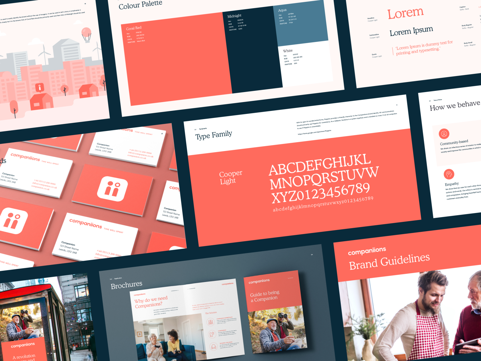 Companiions brand guidelines