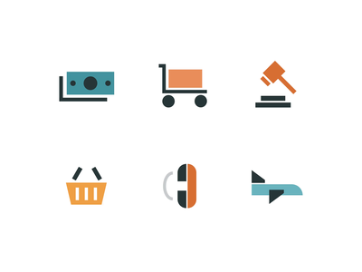 Hive — Icons motion graphics animation icons iconography hive together