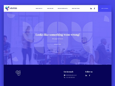 Marketing Agency 404 shapes ux mobile desktop ui 404 marketing agency agency marketing