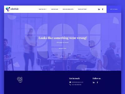 Marketing Agency 404