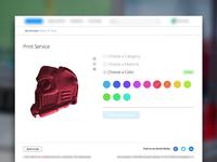 3D Printing Service 3 Steps
