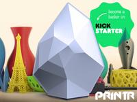 The Element - 3D printers' missing element (Now on Kickstarter)