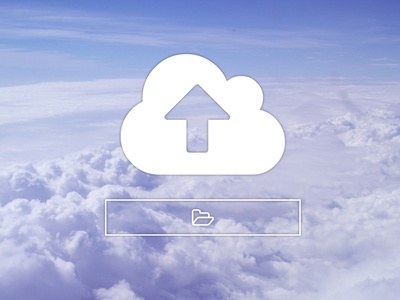 DailyUI 031 - File Upload