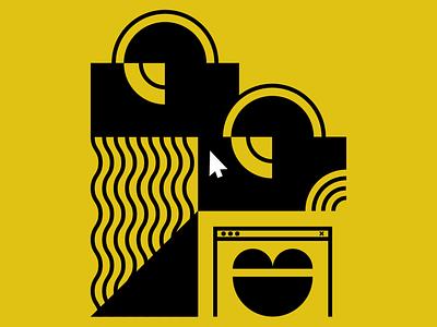 Internet Sirens vector illustration design
