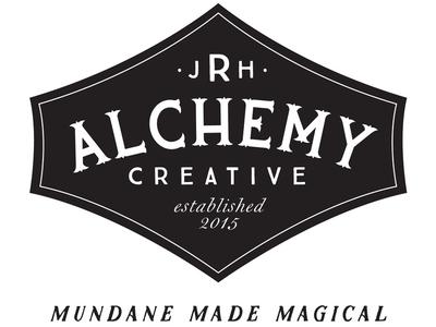 JRH Alchemy Creative Logo rough  xprocrastinationcontest logo