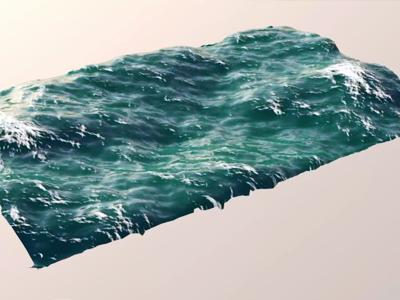 Ocean Wave by Byron Fillmore on Dribbble