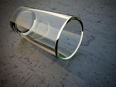 Glass 4d cinema