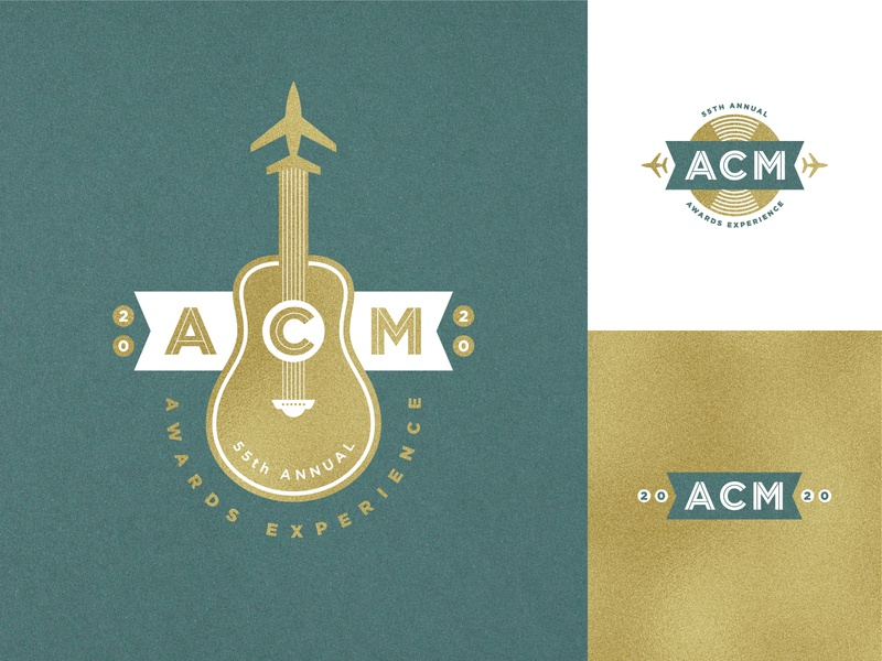 ACM Awards Logos 2020