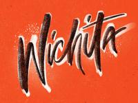 Wichita Lettering