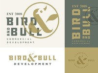 Bird & Bull Branding