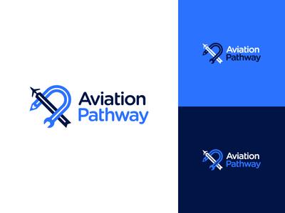 Aviation Pathway Logo Concept 1