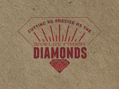 Precise Diamonds
