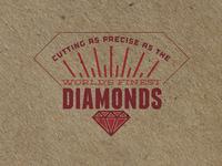 Precise Diamonds
