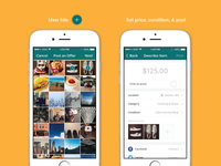 OfferUp Concept (iOS)
