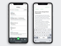 Evernote Refresh [Notebook & Note]