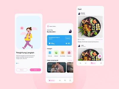 Hamala - Pregnancy Health App heatlh tracker baby pregnancy mobile app