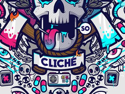 Skulls Are So Cliche