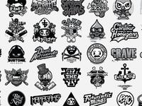 Misc Branding + Typo
