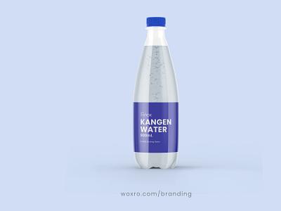 Branding for Finox Water Distillery. illustration graphic design branding design