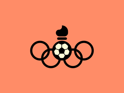 Summer Olympic sport badge weekly-warm-up