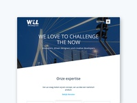 WeLLDesigns new web identity