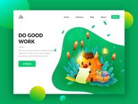 Do Good Work Website
