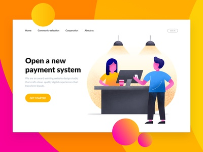 Open A New Payment System