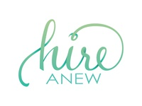 Hire Anew Logo Design