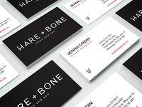 Hare + Bone Branding