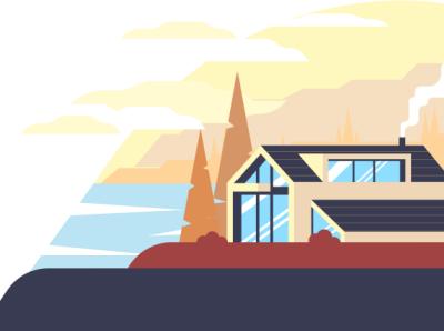 House design app ui logo figma ui  ux designer illustration typography