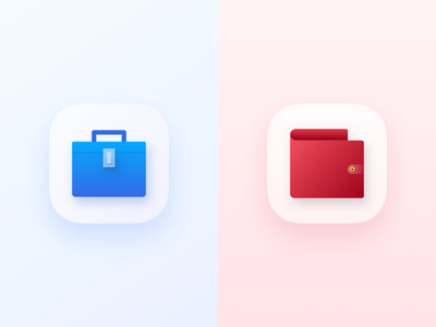 Toolbox & Wallet flyme meizu app theme ui icon wallet toolbox