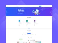 Artlab Landing Page