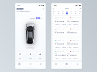 Connected Car app for Singulato