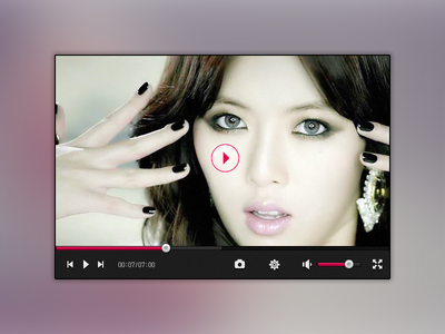 Player player video 播放器 loveui arvin