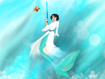 When May the Forth meet's Mermay!