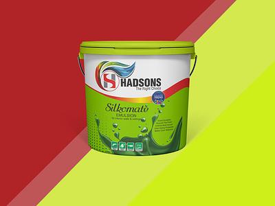 Label Design paint label