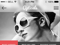 Optical iphone