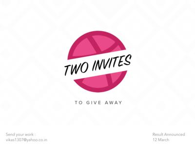 Dribbble invite invite dribbble