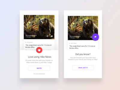 Introducing news Features