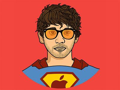 Portrait - illustration app developer illustrator illustration portrait