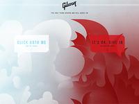 Gibson website refresh